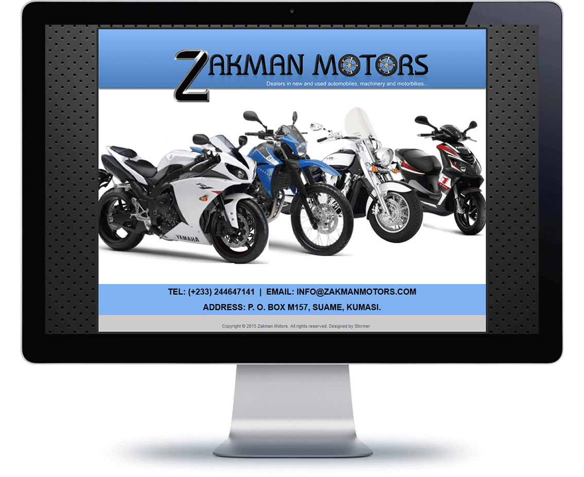 Zakman Motors