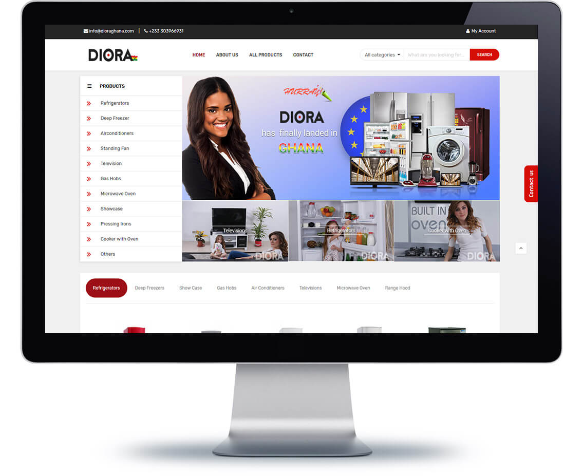 Diora Ghana
